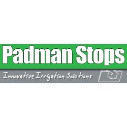 Platinum-padmanstops